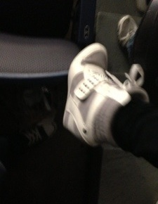 Nice Shoes, WannaFuck?