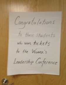 Enjoy Your Free 'Women's Leadership Conference' Tickets