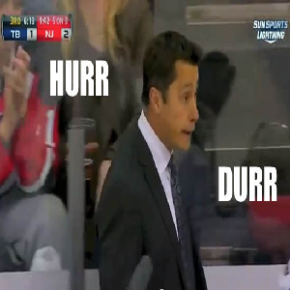The Many Faces Of Guy Boucher