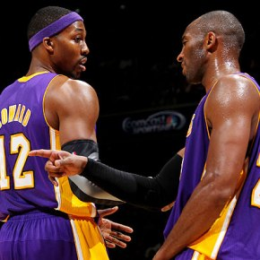 Lakerland Is Crumbling As Kobe And Dwight Take Shots At Each Other