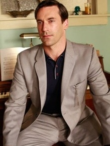 Mad Men Actor, Jon Hamm, Is Instructed To Wear Underwear Because His Dick Is Too Distracting