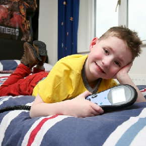 6-Year Old Cystic Fibrosis Patient Has His Life Saved By A Donated Vibrating Bed