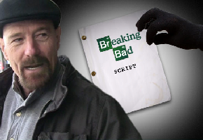 Bryan Cranston Was Robbed For His 'Breaking Bad'Script