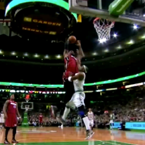 LeBron James Knighted Jason Terry