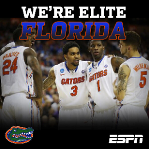 Ho Hum, Just Another Elite 8 ForFlorida