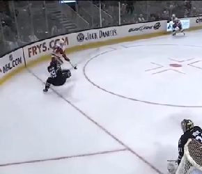 Pavel Datsyuk Went And-1 Mix Tape On Logan Couture