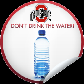 Ohio State Coach Criticizes Kicker For Getting Water During StretchingDrills
