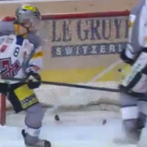 The Swiss Are Wrecking Hockey Pucks With NoShame
