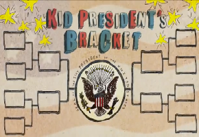 ESPN Has Kid President Fill Out A Tournament Bracket, Further Educating Our Youth On The Benefits Of Gambling