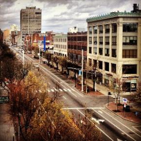 Boston Doesn't Look Like Boston,Today