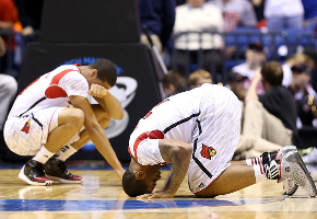 Louisville Basketball Took Kevin Ware's Broken Leg Real Hard