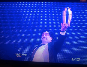 If Fake Paul Bearer On Monday Night Raw Is Wrong, Then I Don't Want To Be Right