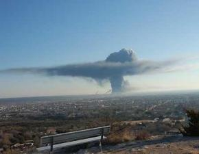 Horrific Fertilizer Plant Explosion In Waco, Texas