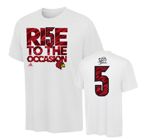 "The NCAA Profitting Off Of ""Kevin Ware – Rise To The Occasion"" T-Shirts"