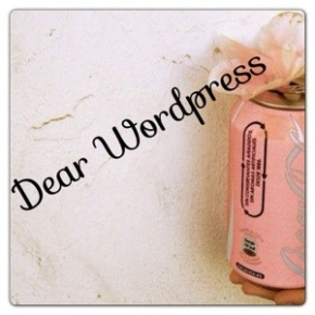 Dear WordPress Followers